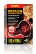 Exo Terra Heat Glo Infrared Heat Lamp R20 50watt
