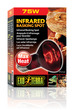 Exo Terra Heat Glo Infrared Heat Lamp R20 75watt