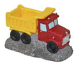 Exotic Environments Red Dump Truck