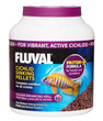 Fluval Cichlid Medium 3mm Sinking Pellets 340g