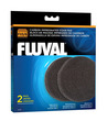 Fluval Filter Media Carbon Impregnated Foam Pads for FX4/FX5/FX6
