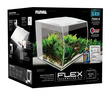 Fluval Flex 34 Litre White Aquarium