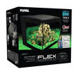 Fluval Flex 57 Litre Black Aquarium