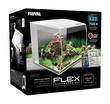 Fluval Flex 57 Litre White Aquarium