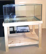 Glass Aquarium and Stand Package <br>3ft x 2ft x 18inch *** ON SPECIAL ***