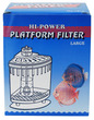 Hi-Power Corner Platform Aquarium Filter Large