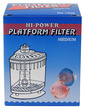Hi-Power Corner Platform Aquarium Filter Medium