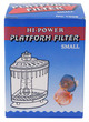 Hi-Power Corner Platform Aquarium Filter Small