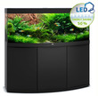 Juwel Vision 450 LED Curved Glass Aquarium Tank and Cabinet Package