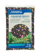 Marina Decorative Aquarium Gravel 2kg Neon Twilight