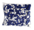 Marina Decorative Aquarium Gravel 300gm Blue and White Mix