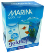 Marina Goldfish Aquarium Starter Kit Medium - Cool Pink 6.7 Litres