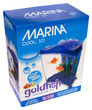 Marina Goldfish Aquarium Starter Kit Large - Cool Purple