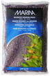 Marina Decorative Aquarium Gravel 2kg Burgundy