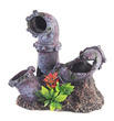 Neptune Upright Pipes with Mini Plants