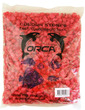 Orca Coloured Aquarium Stones Red 1kg