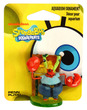 Penn-Plax Spongebob Squarepants Resin Replica Mr Krabs - Mini