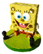 Penn-Plax Spongebob Squarepants Resin Replica Spongebob - Large