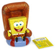 Penn-Plax Spongebob Squarepants Resin Replica Spongebob in Chair