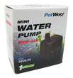 Pet Worx 320 Mini Water Pump WXW-320