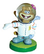 Penn-Plax Spongebob Squarepants Resin Replica Sandy - Mini