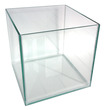 Custom Glass Aquarium - Braceless and Rimless  Cube Tank 20cm