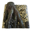 Tree Root in Rock Wall 58.5x58.5cm