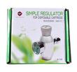 UP Aqua Simple Pierce Regulator