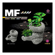 Up Aqua Ceramic Bonsai Stone Medium Multi-Function Ornament