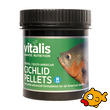 Vitalis Aquatic Nutrition Central/South American Cichlid Pellets 1.8kg