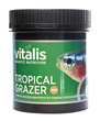 Vitalis Aquatic Nutrition Mini Tropical Grazer 110g