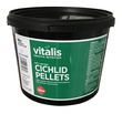 Vitalis Aquatic Nutrition Rift Lake Red Cichlid Red Pellets 1.8kg