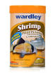 Wardley Shrimp Pellets Formula Fish Food 45g