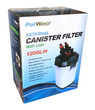 Worx WXF-1200 External Canister Filter 1200L/hr