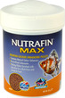 Nutrafin Max Goldfish Colour Enhancing Sinking Pellet Food 85g. 1mm pellets