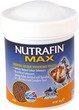 Nutrafin Max Goldfish Colour Enhancing Sinking Pellet Food 40g. 1mm pellets
