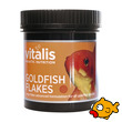 Vitalis Aquatic Nutrition Goldfish Flakes Coldwater Range 15g